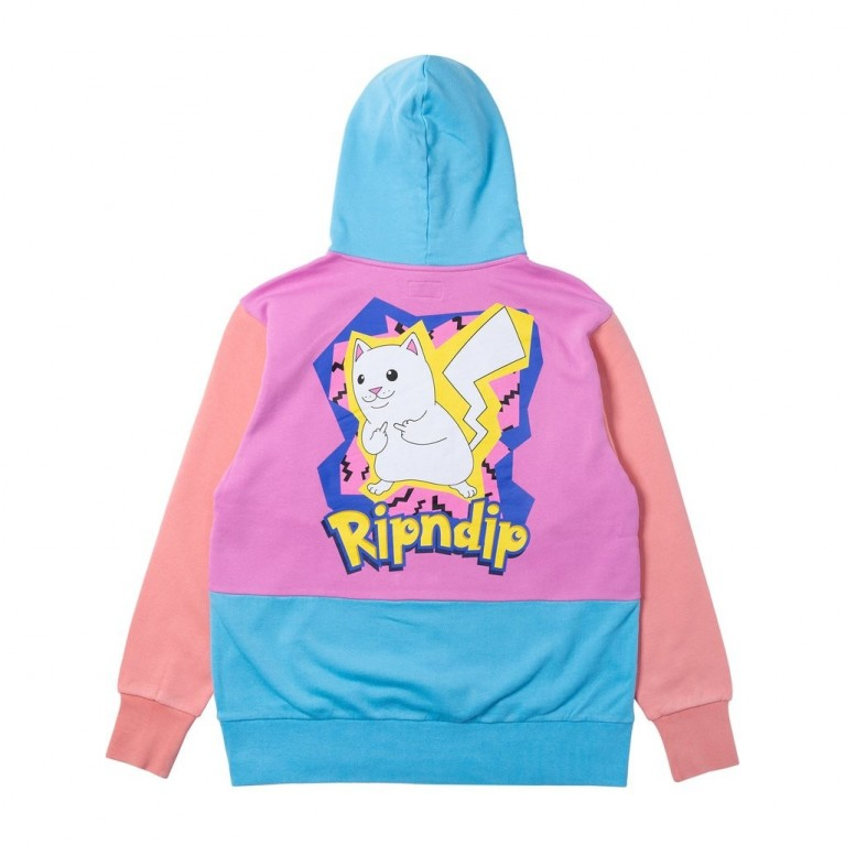 Тостовка Ripndip Catch Em All Hoodie Multi