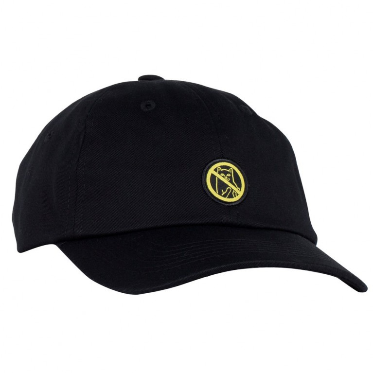 Кепка Ripndip Hooked Dad Hat Black