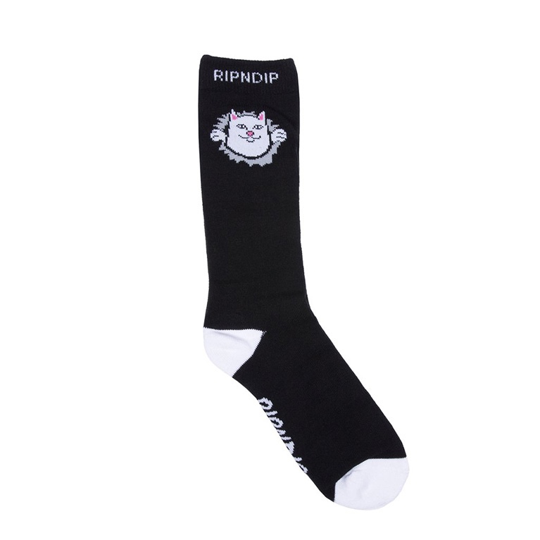 Носки Ripndip Nermamaniac Socks Black