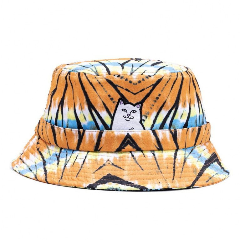 Панама Ripndip Lord Nermal Bucket Hat Multi