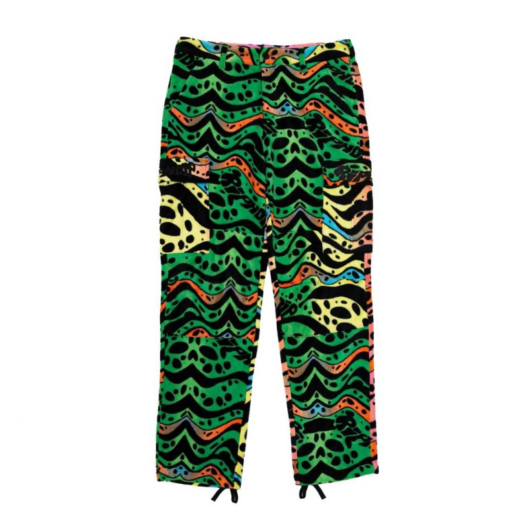 Штаны Ripndip Ripple Cargo Pants Multi