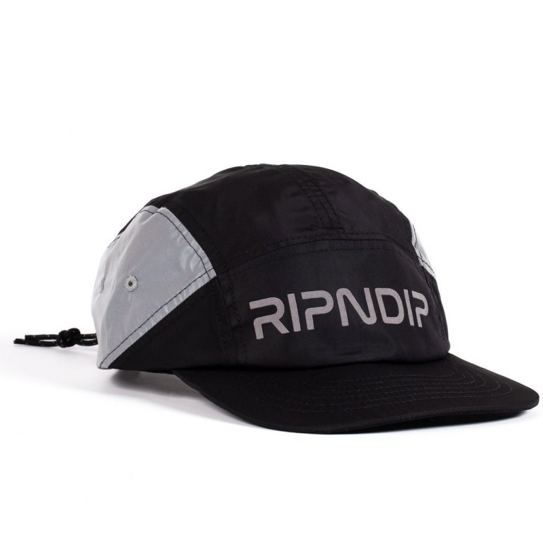 Кепка Ripndip Nerm Flight Camper Hat Blue