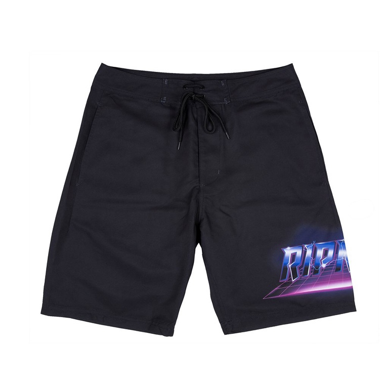 Сёрф Шорты Ripndip Rave Swim Shorts Black
