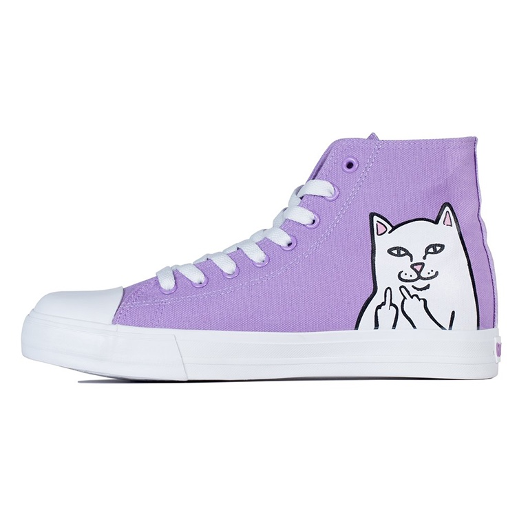 Кеды Ripndip Nerm High Shoes Lavender