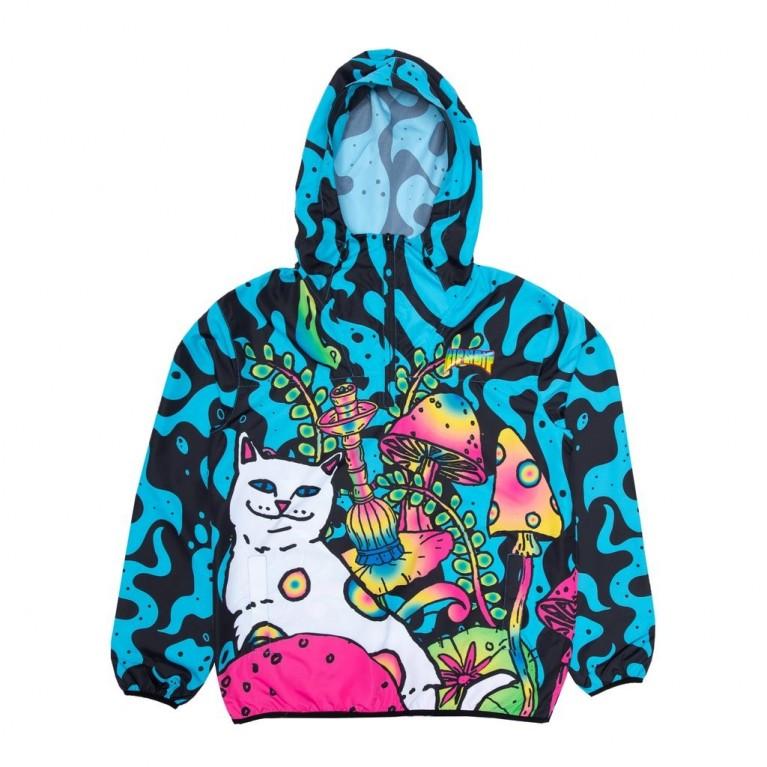 Куртка Ripndip Psychedelic Anorak Jacket Multi