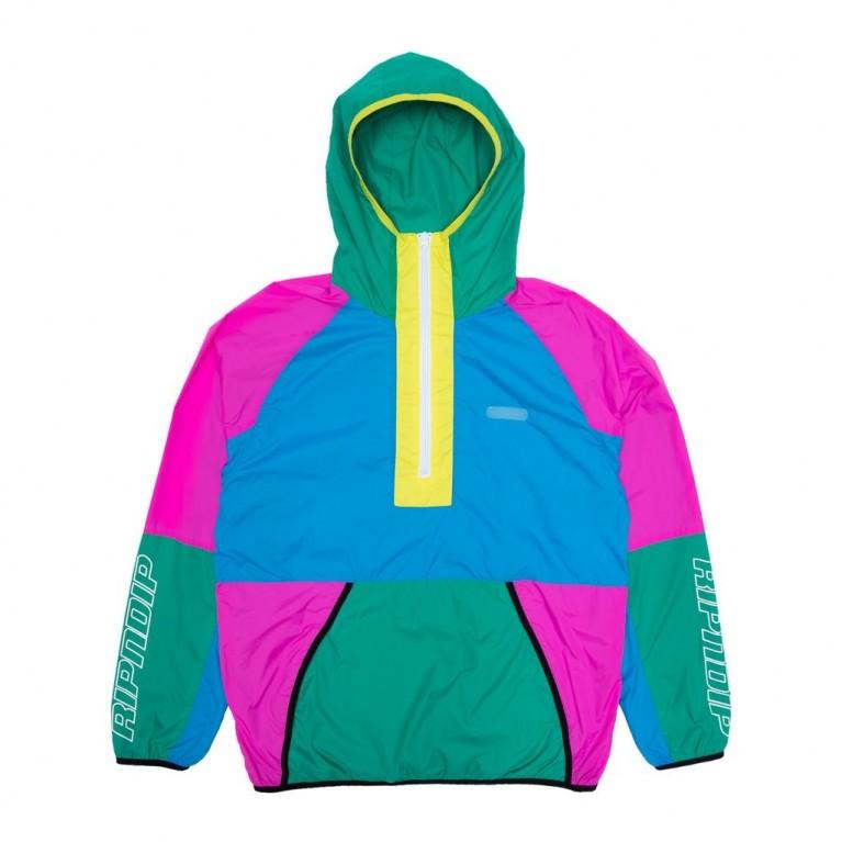 Анорак Ripndip Perfect Shade Anorak Jacket Multi