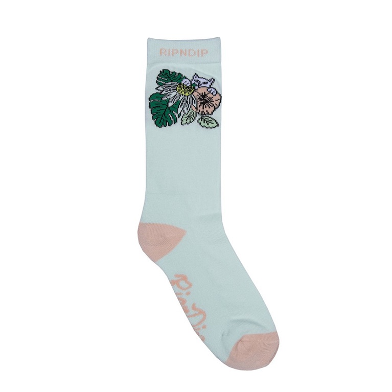 Носки RIPNDIP Tropicalia Socks Blue