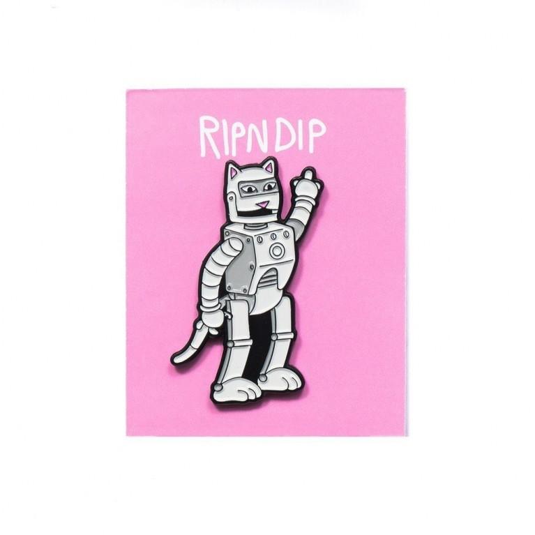 Значок Ripndip Bionic Pin