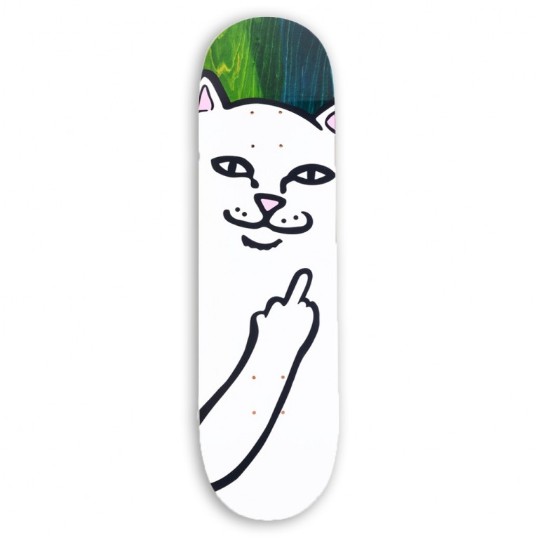 Дека Ripndip Lord Nermal Deck Green/Blue
