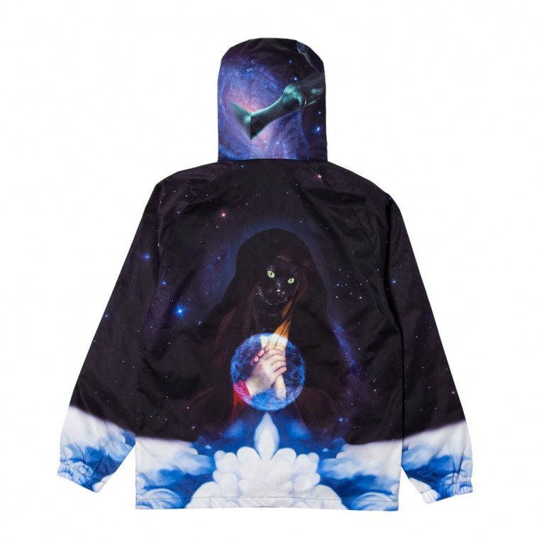 Анорак Ripndip Galaxy Gypsy Anorak Black