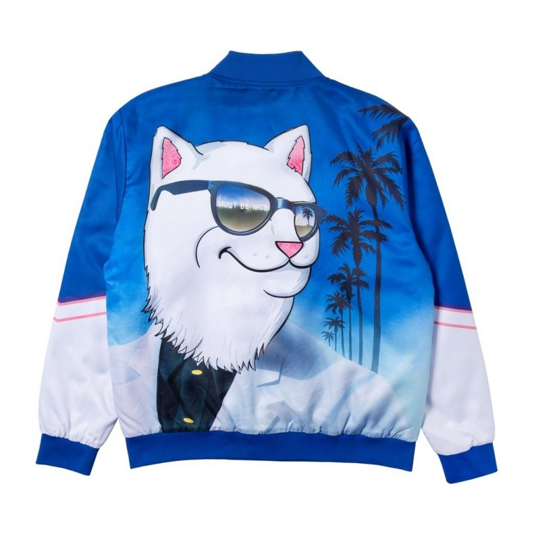 Куртка Ripndip Show Biz Poly Dark Blue