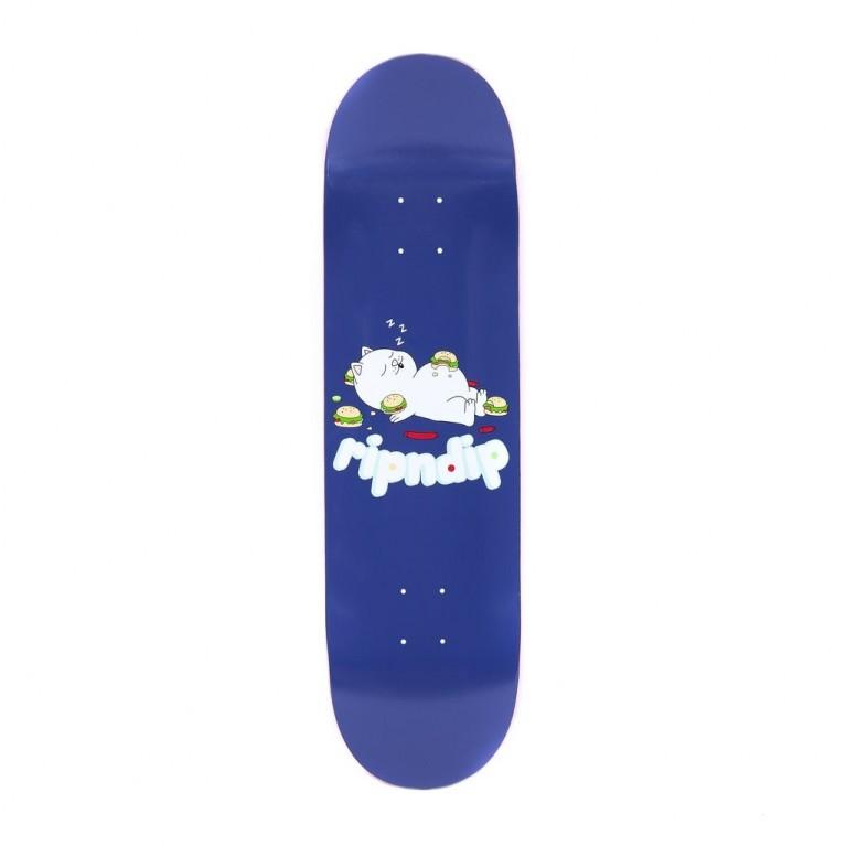Дека Ripndip Fat Hungry Baby Board Purple 8.0