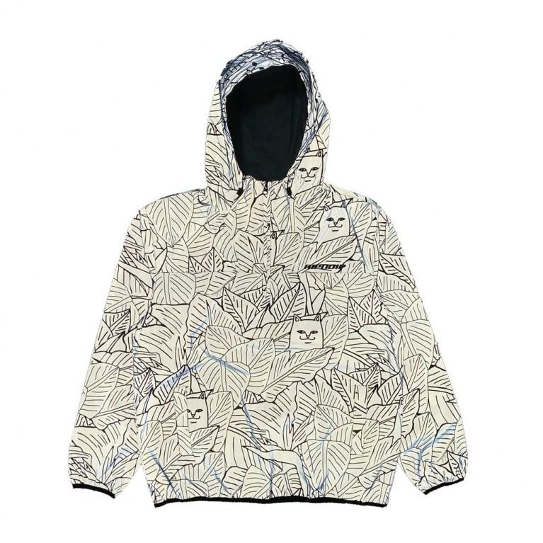 Анорак Ripndip Nermal Leaf Reflective Anorak Jacket