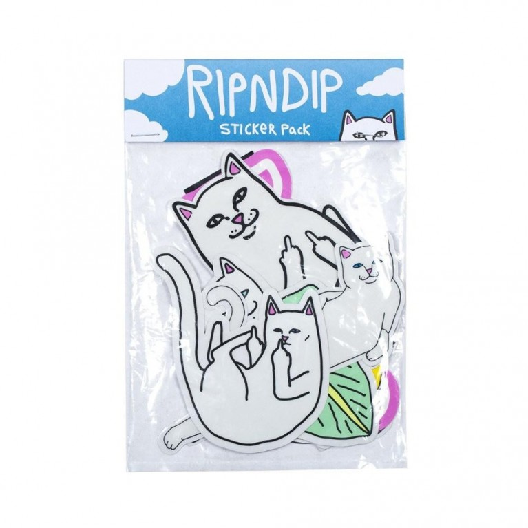 Стикеры Ripndip Sticker Pack