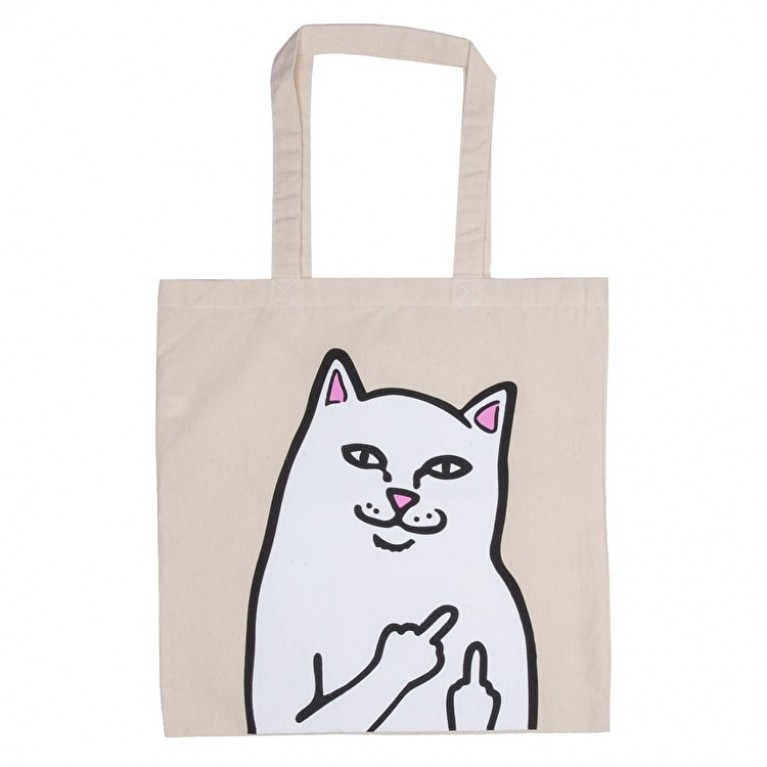 Сумка Ripndip Lord Nermal Tote Bag