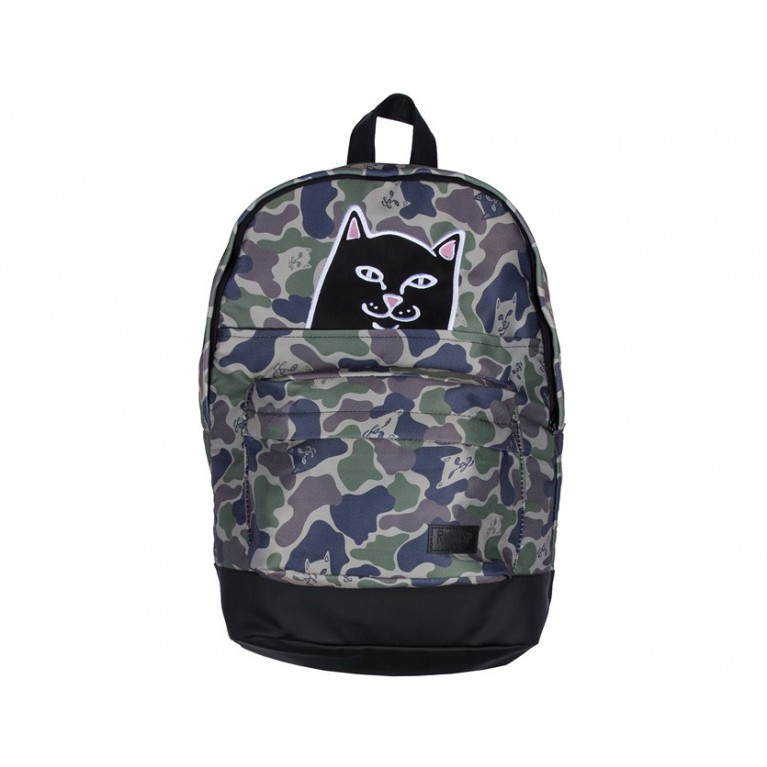 Рюкзак Ripndip Lord Jermal Backpack Army Camo