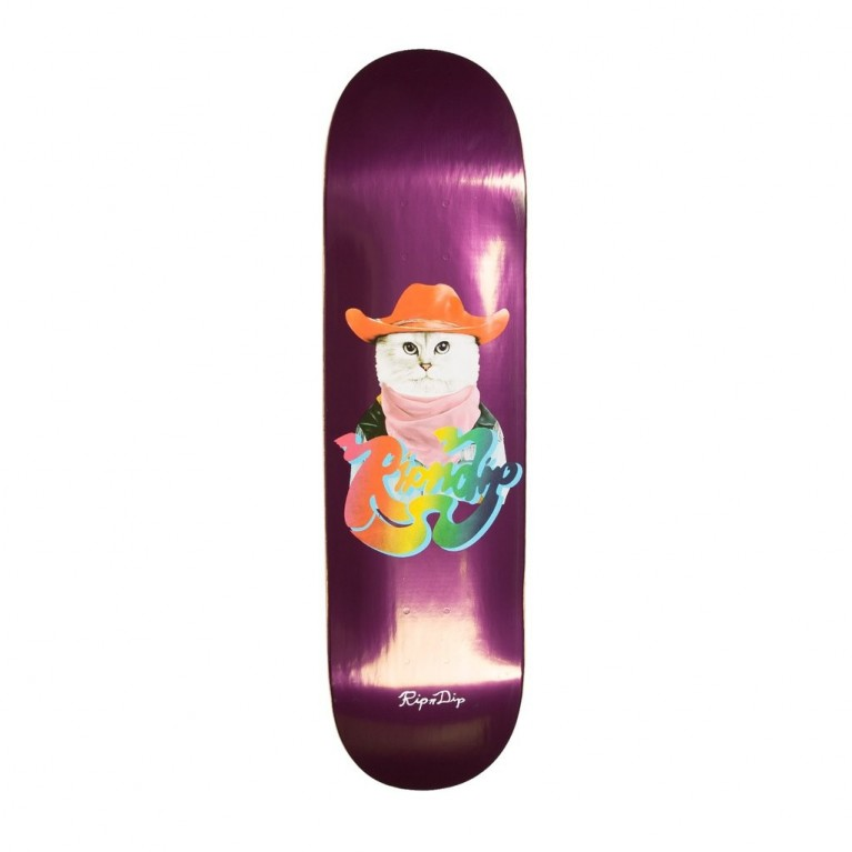 Дека Ripndip Cowboy Board Purple