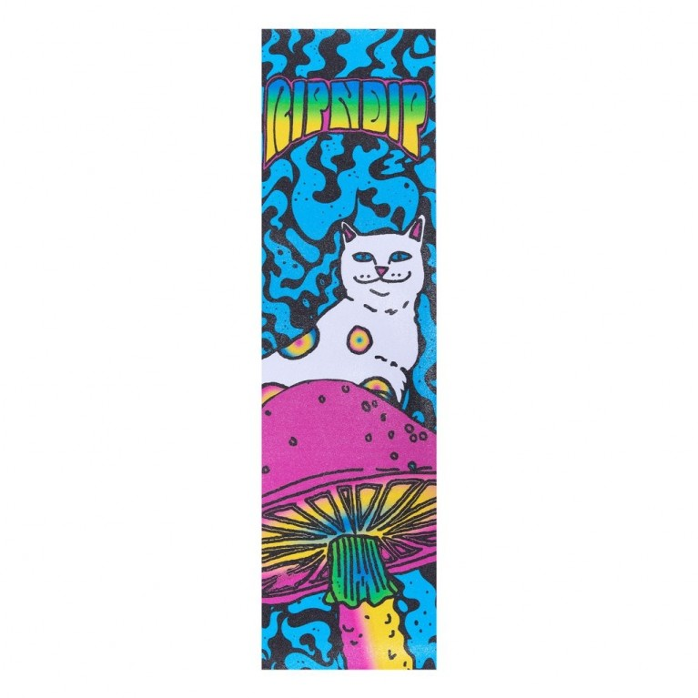 Шкура Ripndip Psychedelic Grip Tape Blue