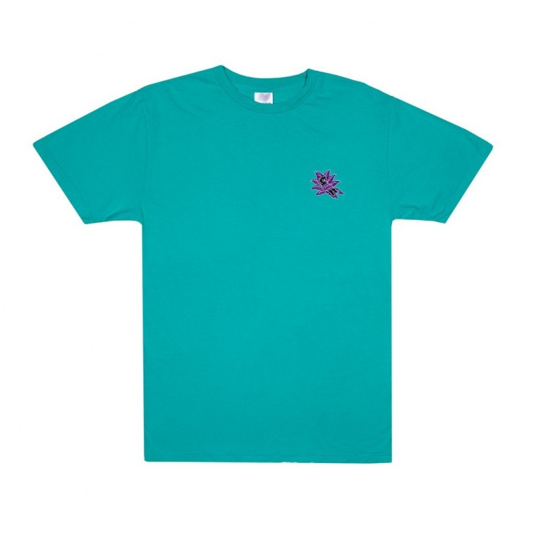 Футболка Ripndip Tucked In Tee Teal