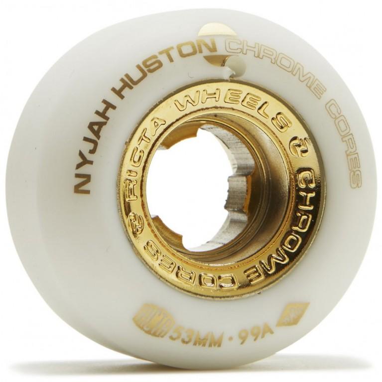 Колеса Ricta Nyjah Huston Chrome Core 99a 53mm