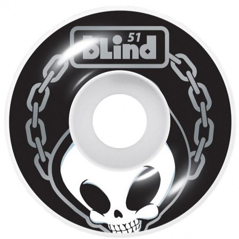 Колеса Blind Reaper Chain Wheel Black 51mm