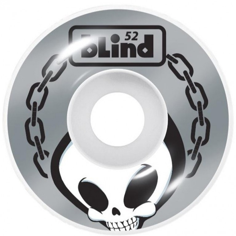 Колеса Blind Reaper Chain Wheel Silver 52mm