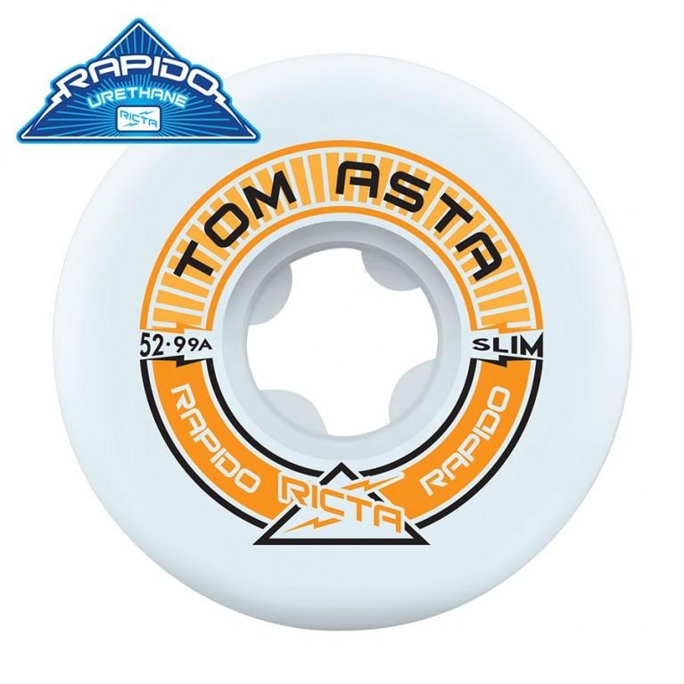 Колеса Ricta Tom Asta Pro Rapido Slim 99a 52mm