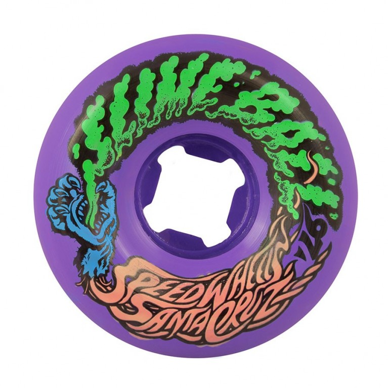 Колеса  Santa Cruz Slime Balls Vomit Mini Purple 97a 53mm