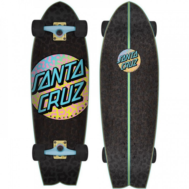 Круизер santa cruz prowl dot 8.8in x 27.7in