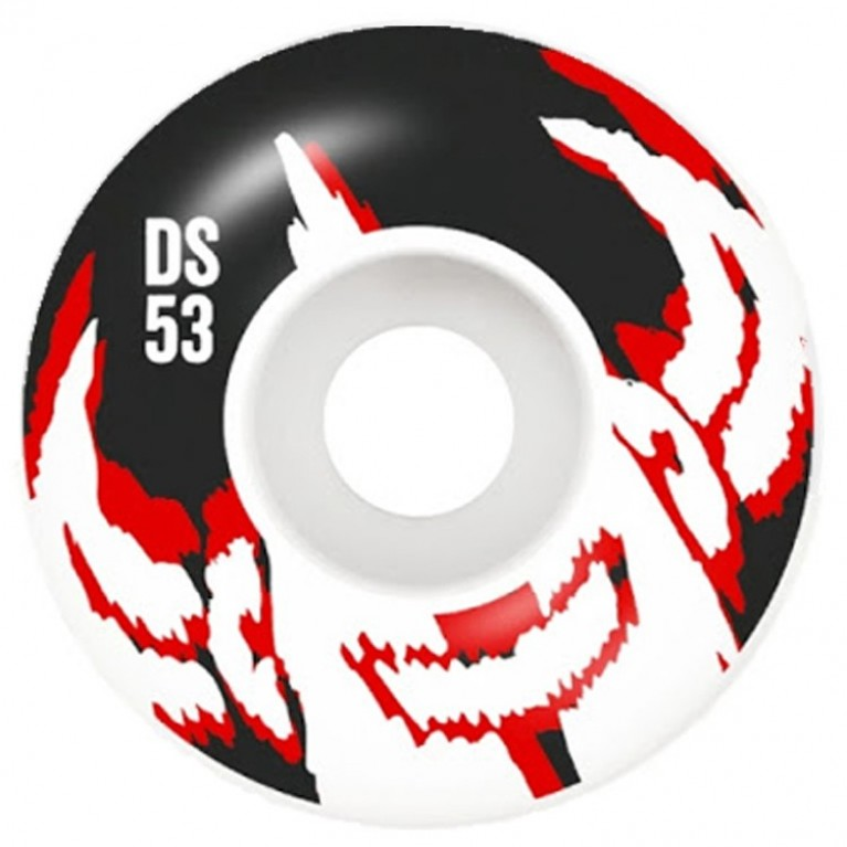 Колеса Darkstar Dissent Wheel Red 53mm