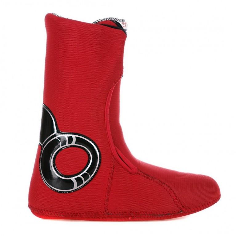 Ботинки для сноуборда ThirtyTwo Lashed Bradshaw Black/Red