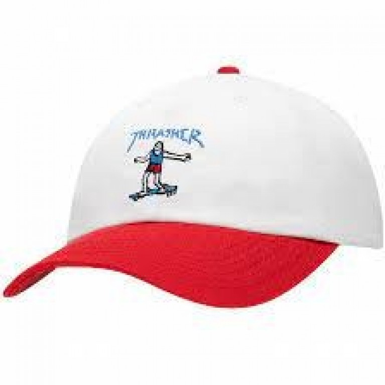 Стикер Thrasher Diamond Logo White