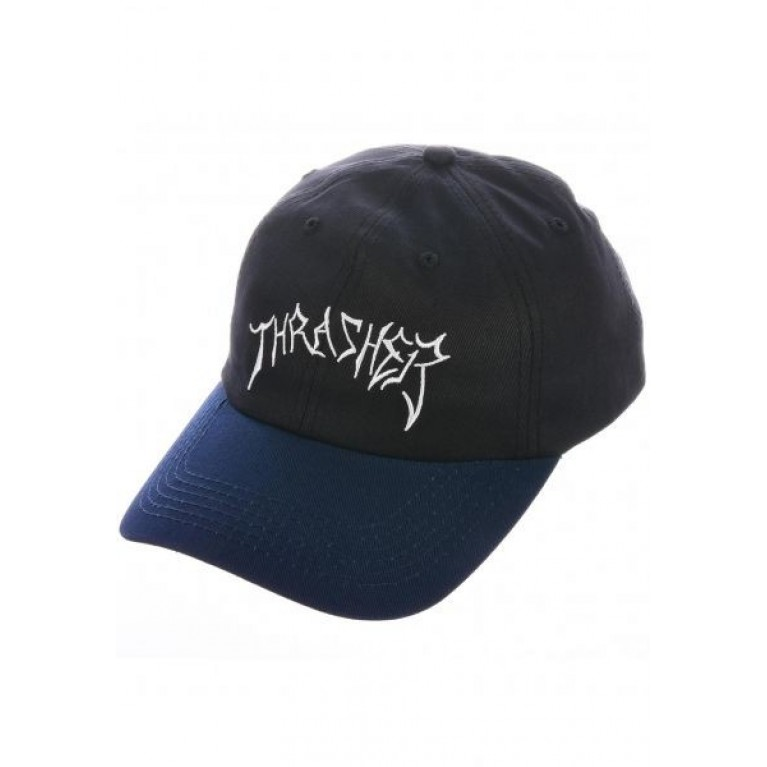 Кепка Thrasher Lotties Old Timer Hat Black/Navy