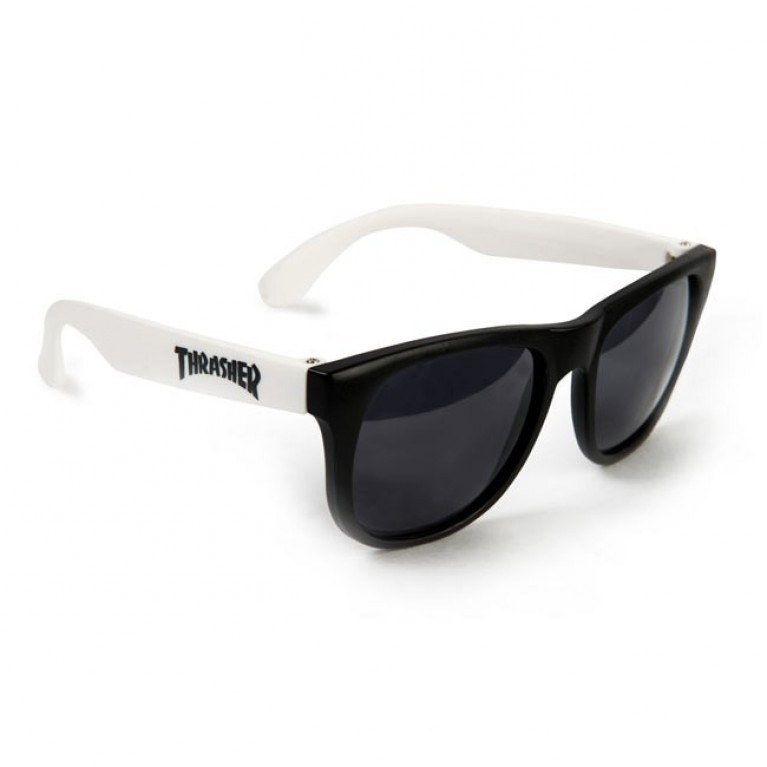 Очки Thrasher White Sunglasses