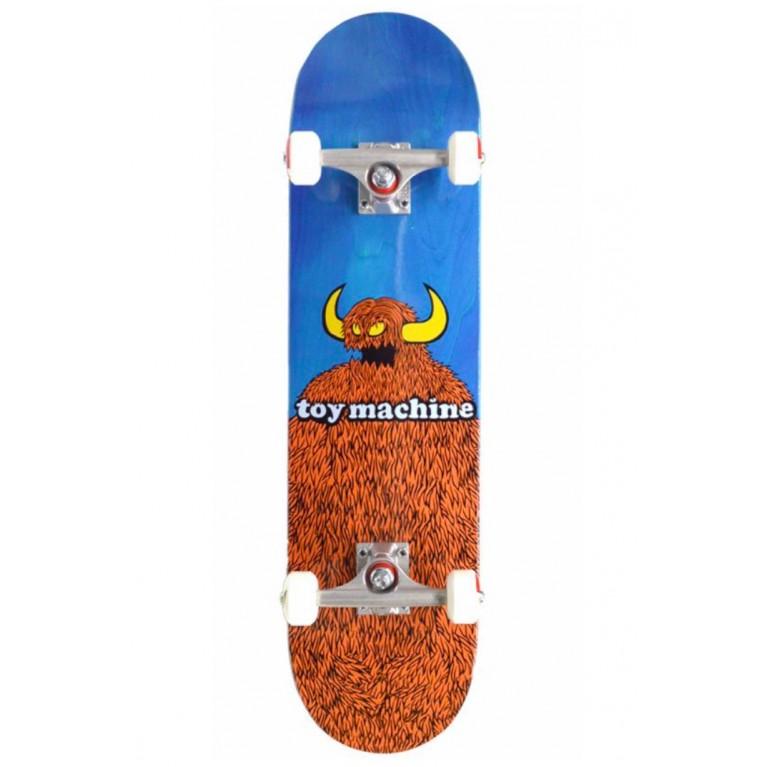 Скейт в сборе Toy Machine FURRY MONSTER  8.0
