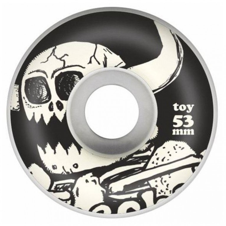 Колеса toy machine dead monster 53mm/100a
