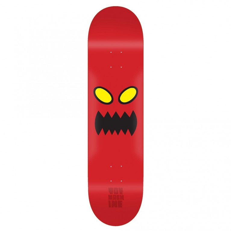 Дека Toy Machine Monster Face PP 8,0