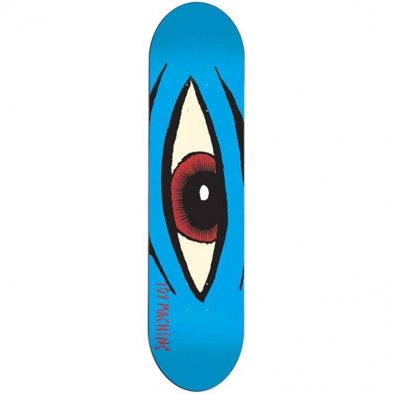 Дека Toy Machine (SP19) Sect Eye Blue 7,875