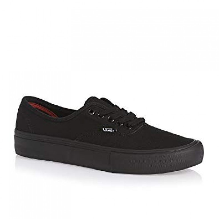 Кеды vans authentic pro black/black