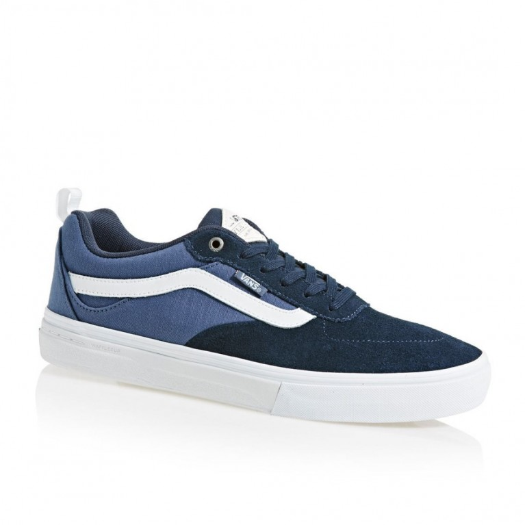 Кеды Vans Kyle Walker Pro Dress Blues-Vintage Indigo-White