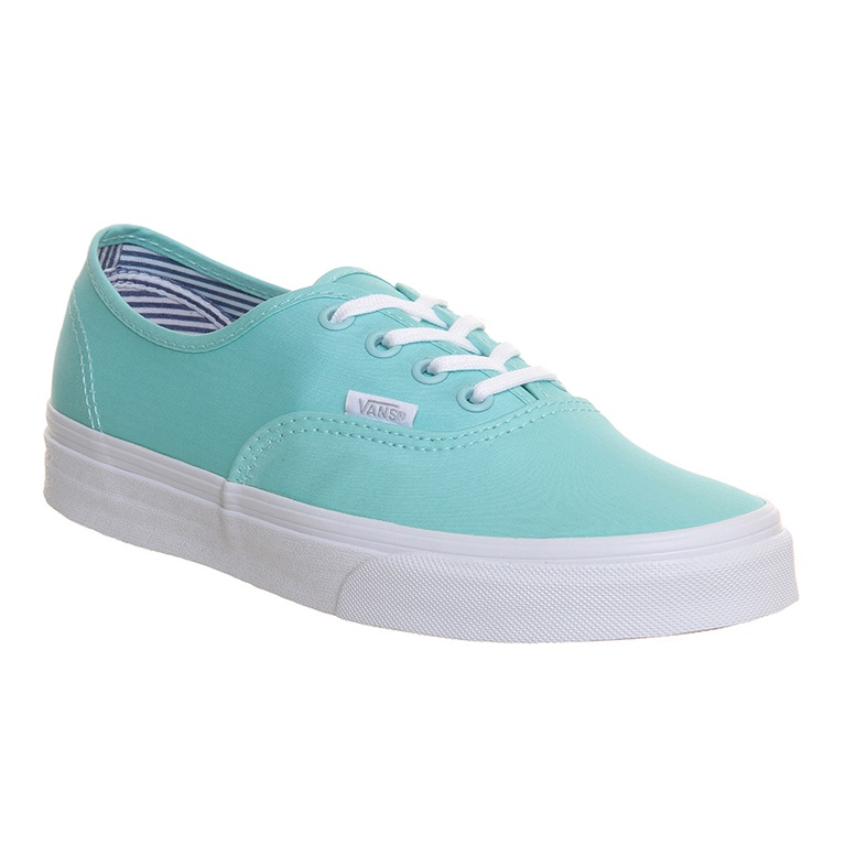 Кеды Vans Authentic Deck Club Sea Green