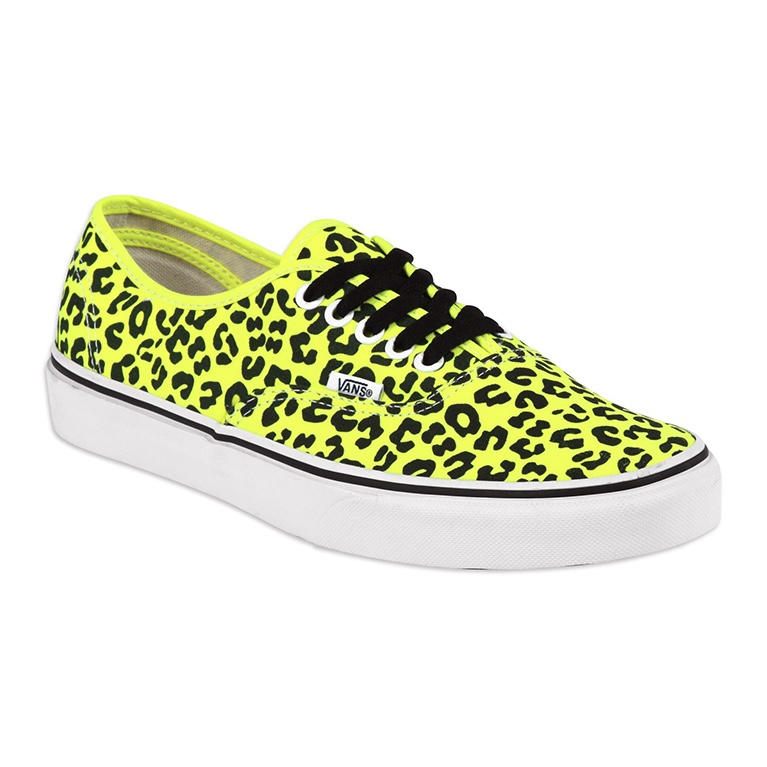 Кеды Vans Authentic Neon Leopard