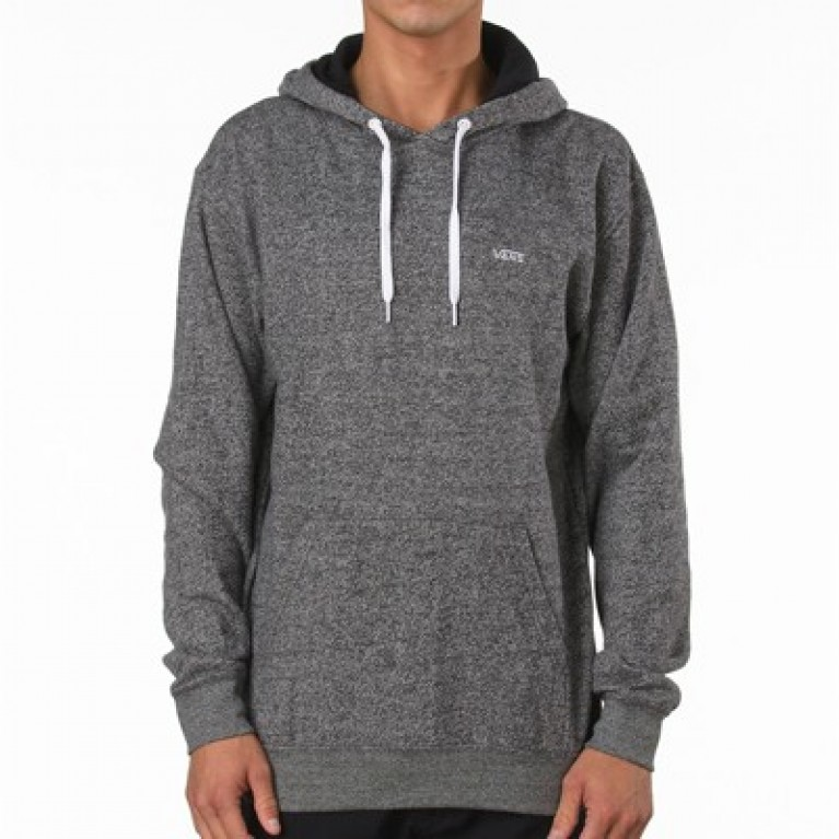 Толстовка Vans Core Basics Pullover Hood Black Heather