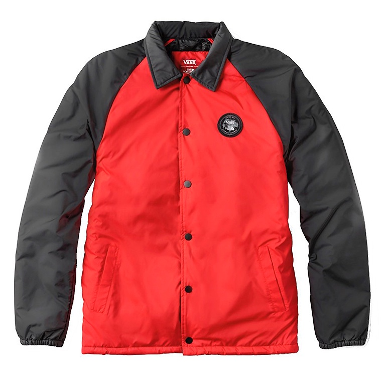 Куртка Vans X The North Face ThermoBall Torrey Jacket Red