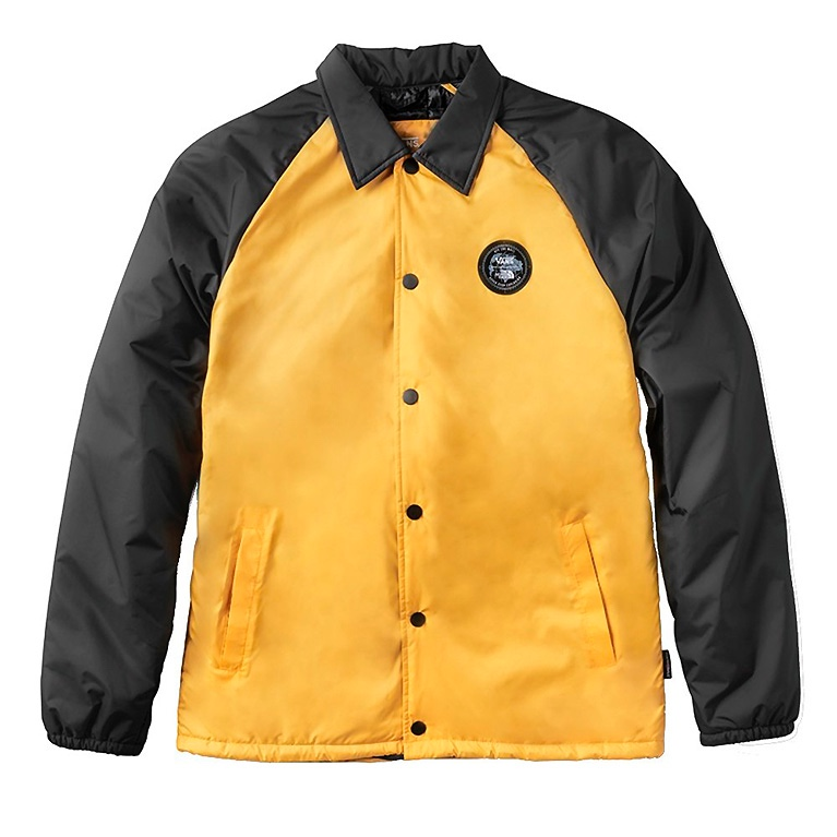 Куртка Vans X The North Face ThermoBall Torrey Jacket Yellow