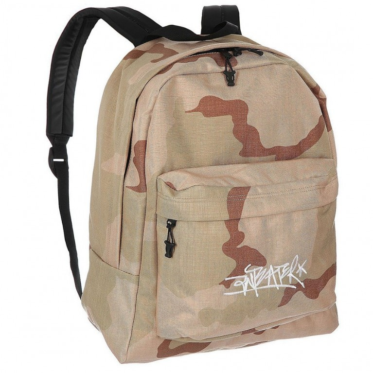 Anateater Bag Brown Camo
