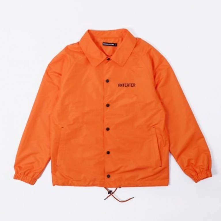 Anteater Coach jacket-orange
