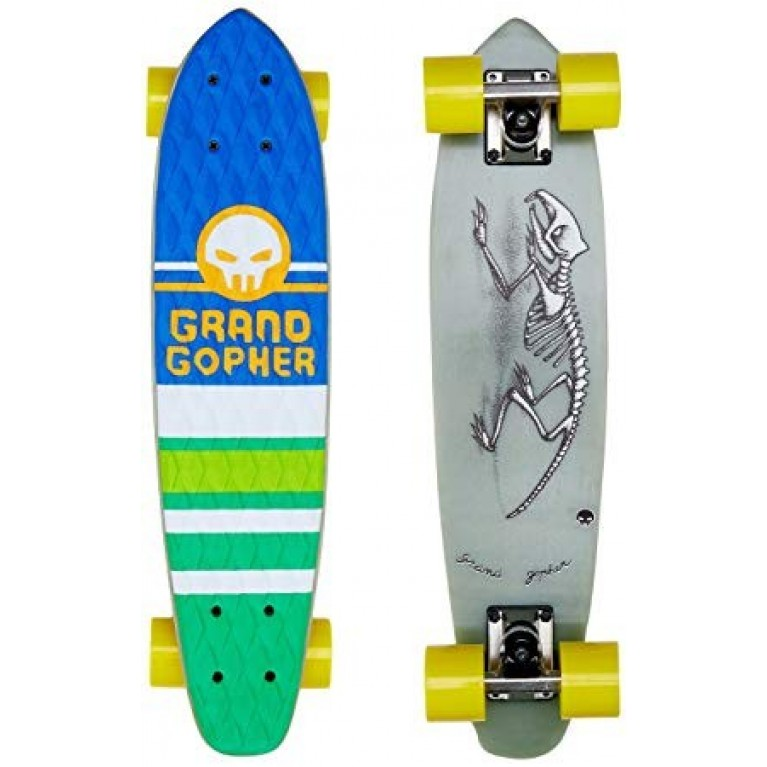 Круизер Grand Gopher Fibra de Vidrio Mini Cruiser