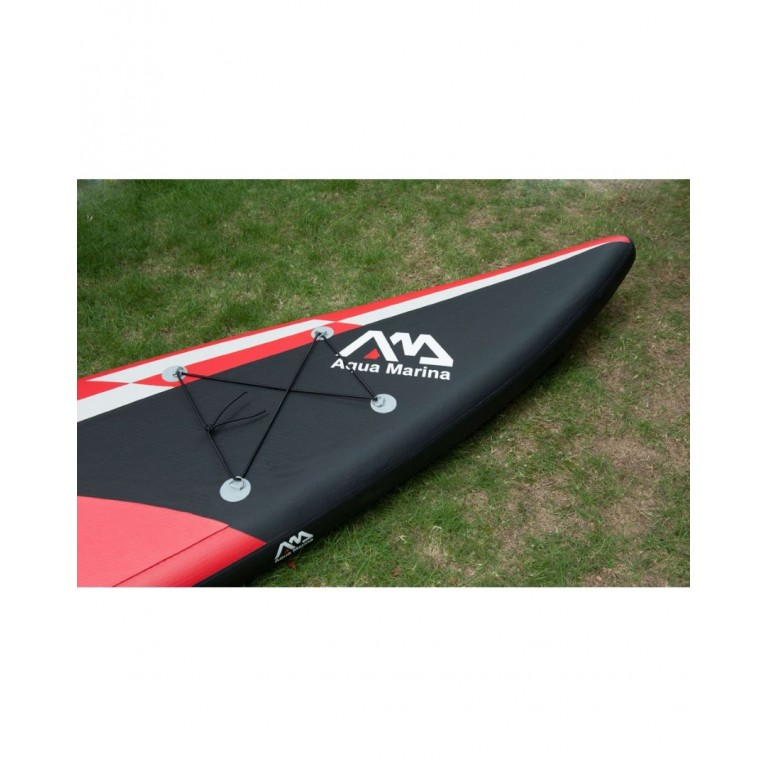 Сапборд надувной Aqua Marina RACE Red/Black S18