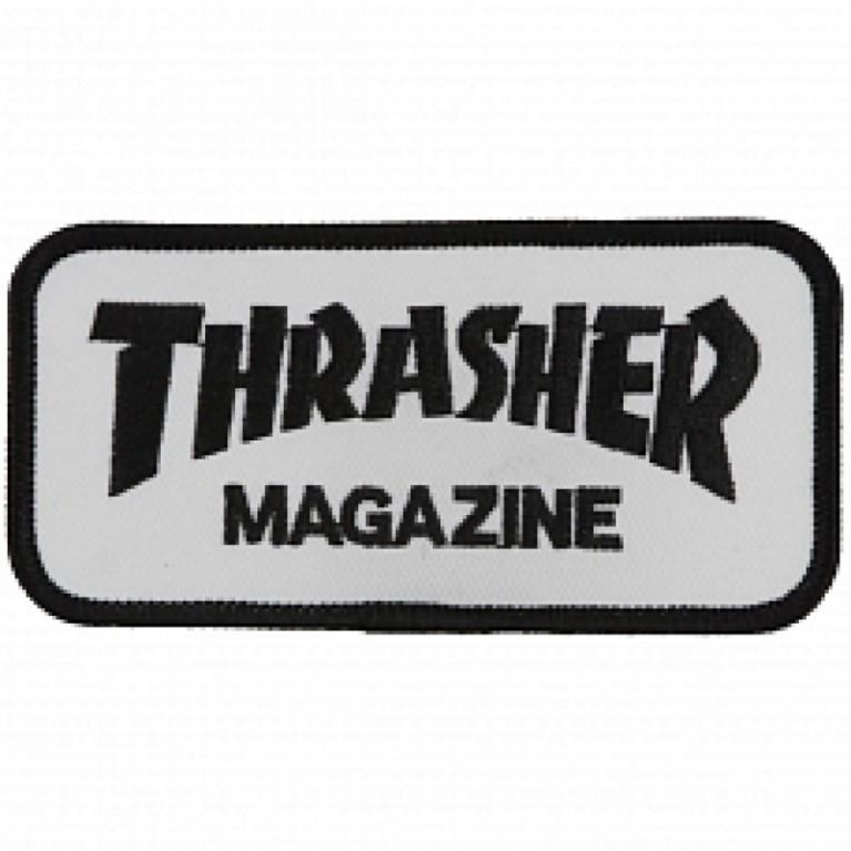 Нашивка Thrasher Patch Logo